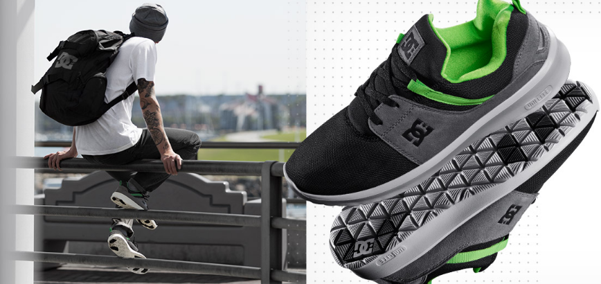 Акции DC Shoes в Икше